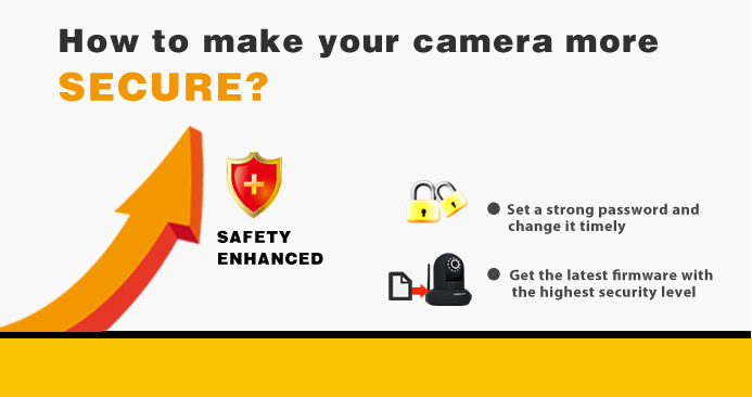 How to make your camera more secure? - Foscam