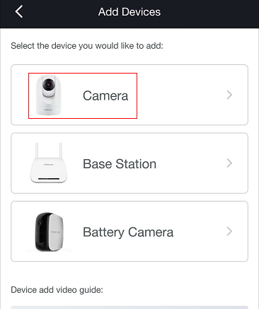 How to add a camera with DDNS URL for remote access to the