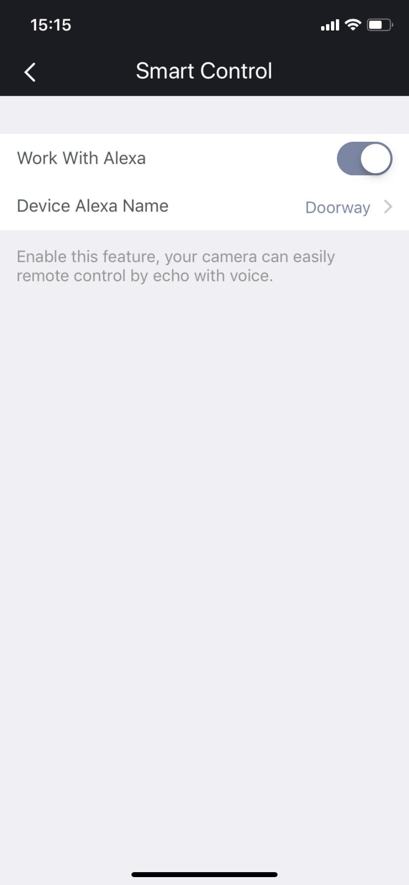 How to set up Foscam cameras working with Amazon's Alexa?-Foscam